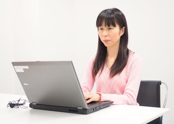 営業事務のお仕事 Mさん(女性)