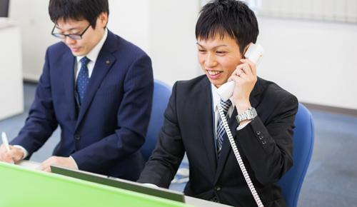 派遣のプロが専任で担当してサポート悩みや困りごとを解決します